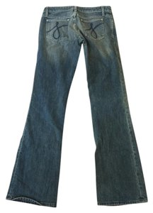Juicy Couture Flare Leg Jeans-Medium Wash