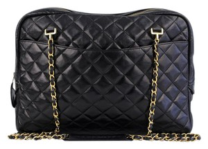 Chanel Leather 15bdog075 Shoulder Bag