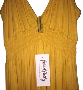 Soleil (Yellow) Maxi Dress by Rachel Pally V-neck Comfortable Date Night
