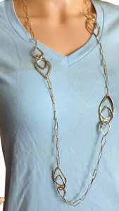 Alexis Bittar Modern Links necklace