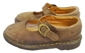 Dr. Martens Mary Jane Brown Flats