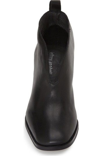 Jeffrey Campbell Ankle Black Boots