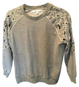 Lovers + Friends Cut-outs Lounge Wear Sweatshirt