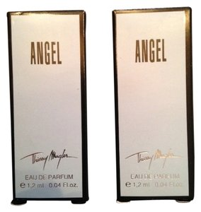 Thierry Mugler Angel eau de parfum samples