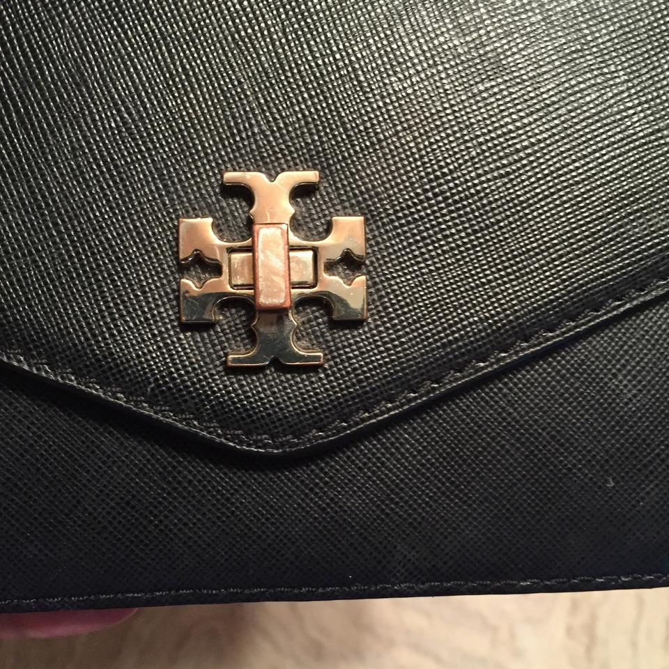 Clutch Body Chain Black Mini Bag Kira Tory Cross Burch 7qwgaIBI