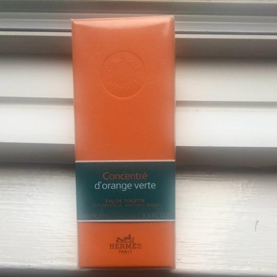 Hermès Hermes Concentre d'orange Verte