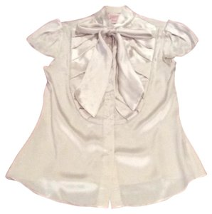 Pixie Hopkins Button Down Shirt Champain