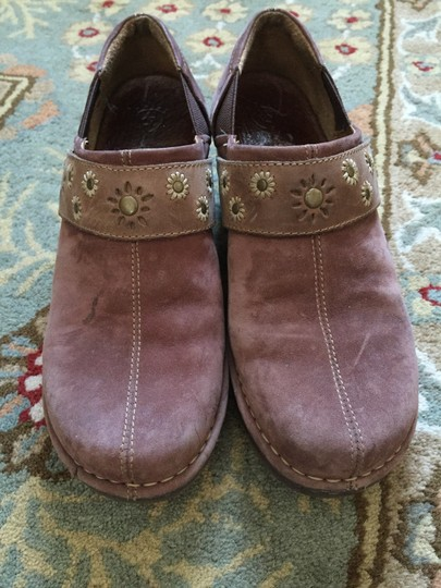 Ariat Slip On brown suede Mules