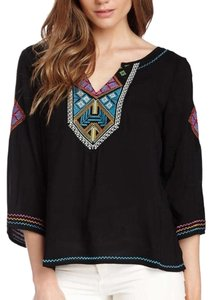 Love Stitch Top Black