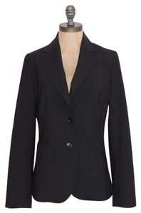 Banana Republic Career Tuxedo BLACK Blazer