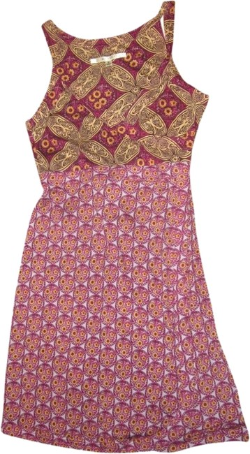 Walter by Walter Baker short dress Pink multi on Tradesy