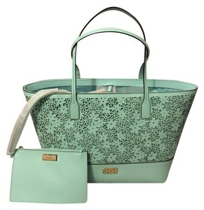 Kate Spade Tote in Grace Blue