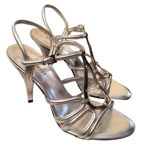 Nine West Brushed Silver Formal