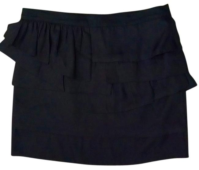 Romeo & Juliet Couture Size Small P1225 Skirt black