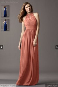Watters Coral 4521 Dress