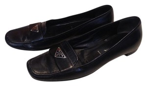 Prada Loafers Black Flats
