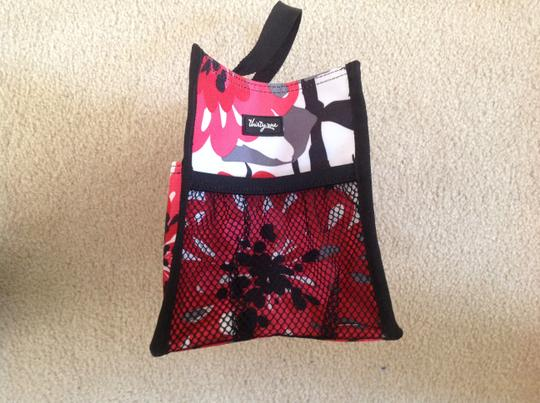 Other Tote in Pink, Red, Black, and White
