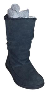 Easy Spirit Suede Gray Boots