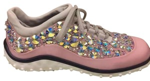 Miu Miu Pink Athletic
