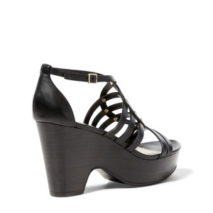 Lauren Ralph Lauren BLACK Platforms
