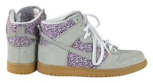Nike Dunk Sneakers Grey Athletic