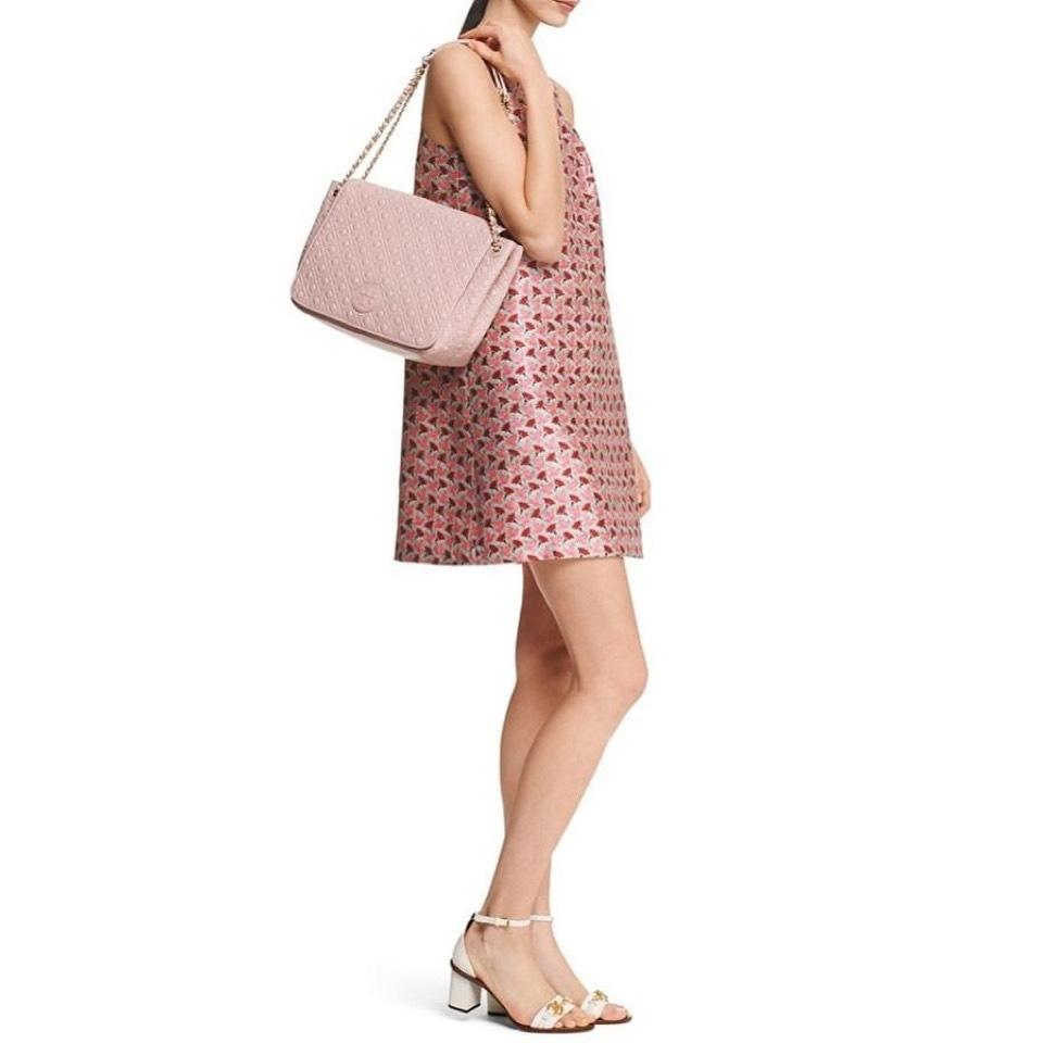shop img burch quilted shoulder apricot tory leather marion bag quilt tote pale