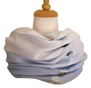 Other Blue Ombre Cashmere/Silk