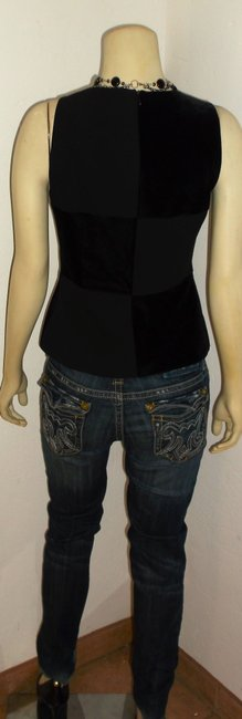 Laundry by Shelli Segal Size 6 P1228 Top black Image 6