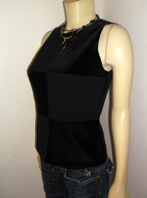 Laundry by Shelli Segal Size 6 P1228 Top black Image 7
