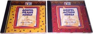 Other Kid's Gospel Praise & Action Songs 2- CD Set [ MissSundayBest Closet ]