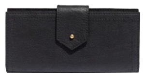 Madewell Wristlet in Black