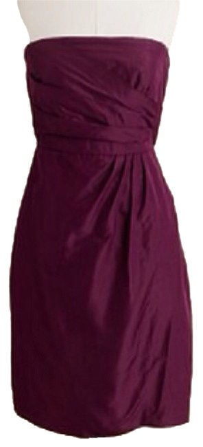 Preload https://item3.tradesy.com/images/jcrew-spiced-wine-selma-in-silk-taffeta-above-knee-cocktail-dress-size-2-xs-1952382-0-0.jpg?width=400&height=650