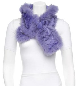 Etro Etro Rabbit/Fox fur scarf