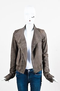 Rick Owens Dust Dark Taupe Jacket