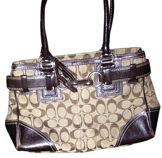 Coach Tote in Brown Image 0