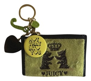 Juicy Couture Juicy Couture Small Terry Cloth Coin Purse