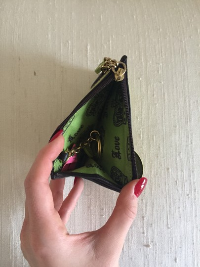 Juicy Couture Juicy Couture Small Terry Cloth Coin Purse Image 2