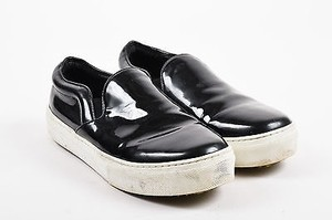 Céline Celine Patent Leather Black Athletic