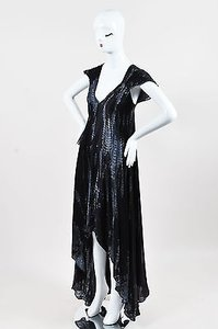 Black Maxi Dress by Zadig & Voltaire Gray