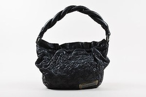 Louis Vuitton Leather Embroidered Monogram Olympe Nimbus Pm Shoulder Bag