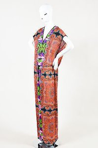 Multi-Color Maxi Dress by Clover Canyon Multicolor