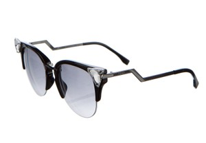 Fendi Clear Fendi Iridia Sunglasses
