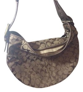 Coach Purse Shoulder Hobo Bag