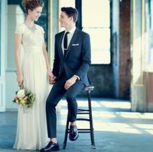 J.Crew Dauphine Gown Wedding Dress