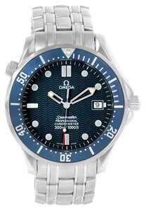 Omega Omega Seamaster Bond Automatic 300M Mens Watch 2531.80.00 Box Papers
