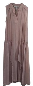 Bare Pink Maxi Dress by BCBGMAXAZRIA