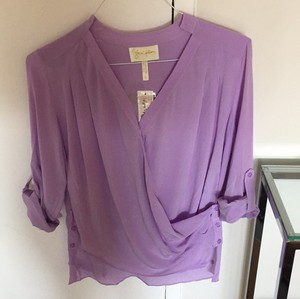 Yumi Kim Top Purple