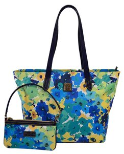 Dooney & Bourke Ducks Zip 2 & Tote in Marine