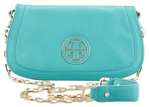Tory Burch Turquoise Clutch