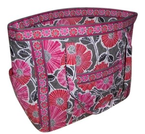 Vera Bradley Tote in Cheery Blossoms